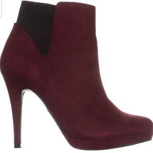 Thalia Sodi Briea Platform Ankle Booties